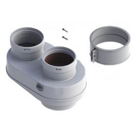Адаптер для подключения раздельных труб, диам. 80 мм, HT Baxi (7102689)